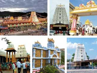 Taxi in Tirupati Car Rentals Packages