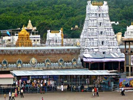Taxi Service from Tirupati Airport to Tirumala Dropping
