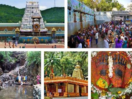 Taxi in Tirupati Car Rentals to places to visit in Tirumala