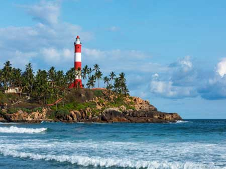 Taxi Service from Tirupati to Kovalam