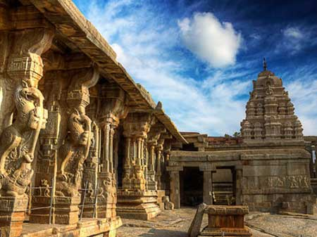 Taxi Service from Tirupati to Lepakshi Temple