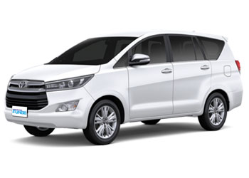Taxi in Tirupati Innova Crysta Car Rentals