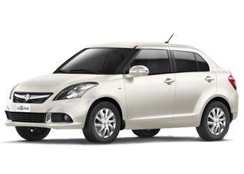 Dzire Car Rentals in Tirupati