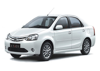 Etios Car Rentals in Tirupati