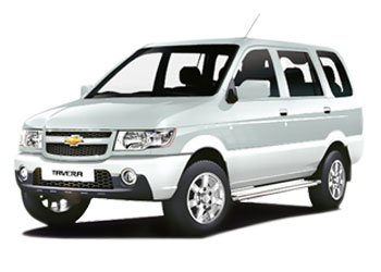 Tavera Car Rentals in Tirupati