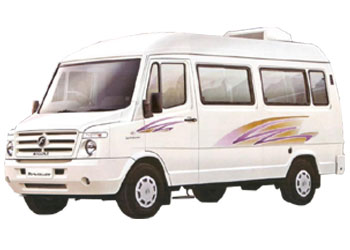 Tempo Traveller Rental in Tirupati
